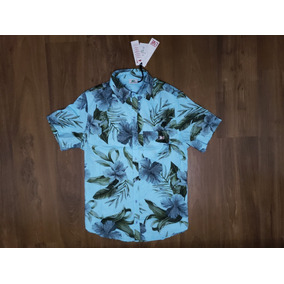 Camisa Dp Mit Polo Manga Curta Masculino - Camisas Azul aço no ... 5df826744c7