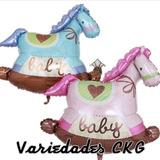 Globos Baby Bebé Al Mayor Baby Shower Nacimiento Al Mundo