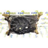 Radiador + Electro + Condensador Fiat Uno 2012 (2337311)