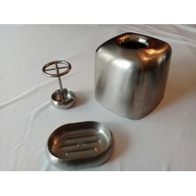 Accesorios Para Baño Fabricados En Acero Inoxidable Usado en Mercado ... 2342157e9fa0