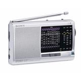 Radio Onda Corta Sony Analogica Icf-sw11 Multibanda