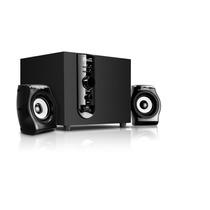 Caixa De Som 20 Whatts 2 Alto-falantes Subwoofer Bluetooth