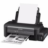 Impresora Epson Workforce M105 Sistema Continuo Monocro Wifi