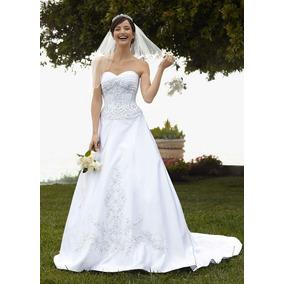 Vestido De Noiva 40 David