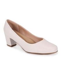 Sapato Salto Feminino Piccadilly - Branco