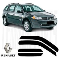 Calha De Chuva Renault Megane Grand Tour 2007 A 2011 Top