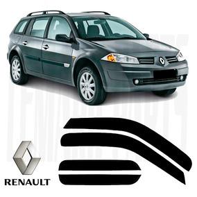 Calha De Chuva Renault Megane Grand Tour 2007 A 2011 Show