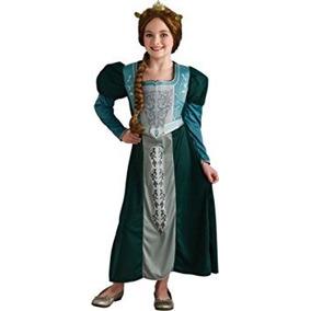 Disfraz Para Niña Traje De Shrek Niño, Princesa Fiona Vesti