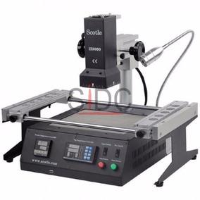 Maquina De Reballing Scotle Ir6000 V4 Con Asesoria E Insumos
