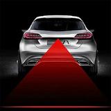 Luz De Freno Laser Trasera Anti-colision Camion Carro Moto