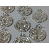 Se Vende La Medalla De San Benito Abad En Plata Ley 950