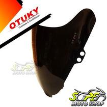 Bolha Parabrisa Otuky Em Acrílico Rf 600 900 94/97 Suzuki