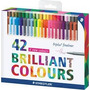Lapices Staedtler 42 Colores Triplus Fineliner
