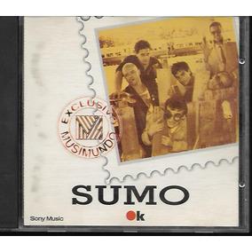 Sumo Album Ok Exlusivo Material De Musimundo Luca Prodan Cd