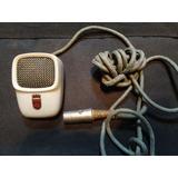Microfono Grundig Gdm 12 Coleccion Vintage Antiguo Retro