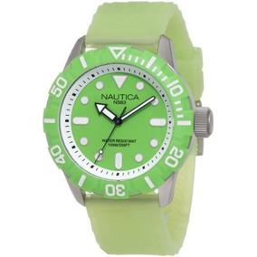 Nautica Mens N09605g South Beach Jelly Nsr - 100 Watch