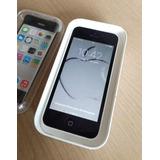 Iphone/5c/16gb/blanco/bloqueado Por Deuda/excelente Estado