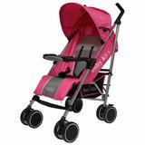 Baby Kits - Coche Bastón Para Bebés Clap Rosa