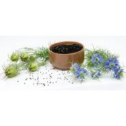 50 Sementes De Cominho Preto Nigella Sativa Erva Flor