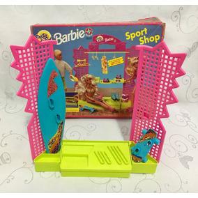 Barbie Loja De Esportes Anos 80