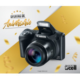 Camara Canon Sx420 Is Wifi Semiprofesional 20mp 42x Zoom