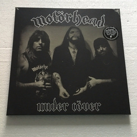 Motorhead Under Cover Deluxe Box Lp + Cd 2017