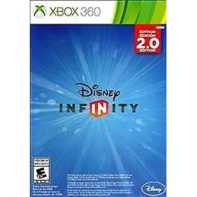 Disney Infinity 2.0 Marvel Xbox360 Somente Jogo Dvd