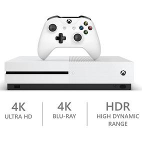 Microsoft Xbox One S 1 Tb Hdr 4k Lacrado Com Garantia