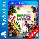 Plants Vs Zombies Ps4 Garden Warfare 2 Digital Mercadolider