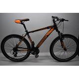 Bicicleta Venzo Loki R26 21 Velocidades Suspension Aluminio