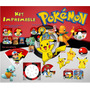 Kit Imprimible Pokemon 2017 Candy Bar Golosinas Editables