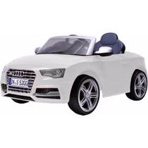 Auto A Bateria Audi A3 Control Remoto Mp3 Luces Sonido