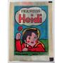 Sobre Figuritas Heidi Lleno Ultra Figus 1981 Raro Y Difícil