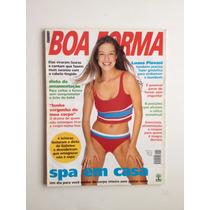 Revista Boa Forma Luana Piovani Ano 1999 N°142