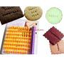 Régua De Letras Alfabeto Decoração Bolo, Cupcakes E Outros