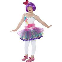 Disfraz Para Niña Mini Caramelo Traje De Los Muchachos De L
