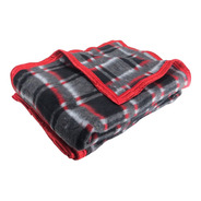 Cobertor Solteiro Formoso Xadrez 140 X 220 Cm