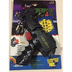 Pistola Juguete Superpistol Edison Giocattoli Jretro