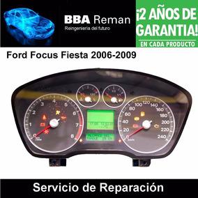 Reparacion De Tablero Instrumentos Ford Focus Fiesta 2006-09