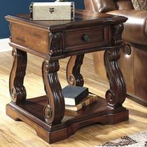 Elegante Buró Mesa De Estilo Clásico Ashley Furniture