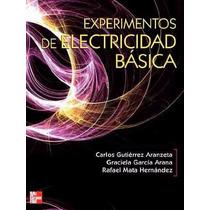 Libro: Experimentos En Electricidad Básica - Pdf