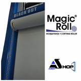 Black Out Magic Roll Abershop