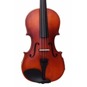 Violino 4/4 Eletrico E Acustico Zion By Plander Modelo Primo