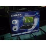 Reproductor Dvd Portatil !!! Excelente!!! Sonaki Sk 777