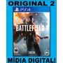 Battlefield 1 Ps4 - Aluguel - Locação