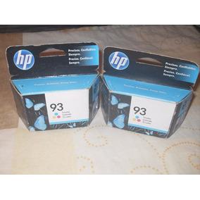 Cartuchos Para Impresora , Hp 93 Tricolor Vencidos
