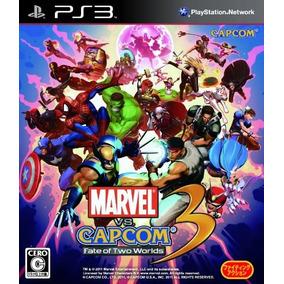 Marvel Vs. Capcom 3 Destino De Dos Mundos Importación Japón