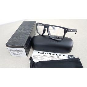 Armação De Grau Oakley Rx - Óculos no Mercado Livre Brasil 299c32eaff