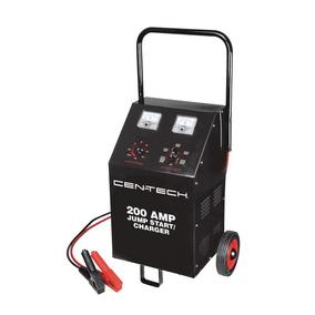 Arrancador/cargador De Baterías 2/40/200 Amp 6/12 Volts, Hft