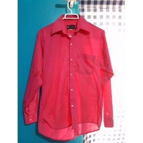 Camisa De Vestir Rosa